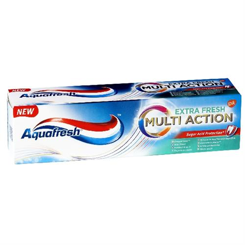 AQUAFRESH DENTIFRICIO 75 ML. MULTI ACTION EXTRA FRESH