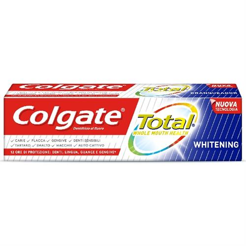 COLGATE DENTIFRICIO 75 ML. TOTAL WHITENING