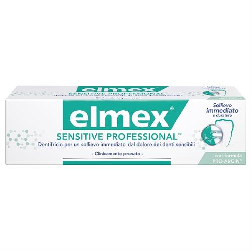 ELMEX DENTIFRICIO 20 ML. SENSITIVE PROFESSIONAL MINITAGLIA