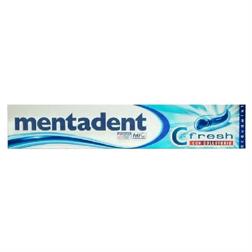 MENTADENT DENTIFRICIO 75 ML. C-FRESH CON COLLUTTORIO