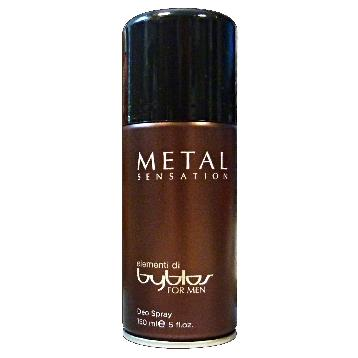 BYBLOS DEO. SPRAY UOMO METAL 150 ML.