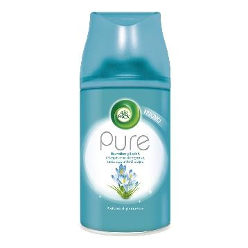AIR WICK FRESH MATIC PURE RICARICA 250 ML. PRIMAVERA DEOD. EL