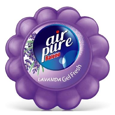 AIR PURE ASSORBIODORI GEL 150 GR. LAVANDA