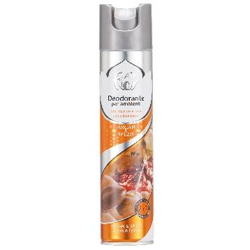 AIR FLOR SPRAY ARGAN / SPEZIE 300 ML. DEOD.