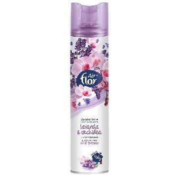AIR FLOR SPRAY LAVANDA / ORCHIDEA 300 ML. DEOD.
