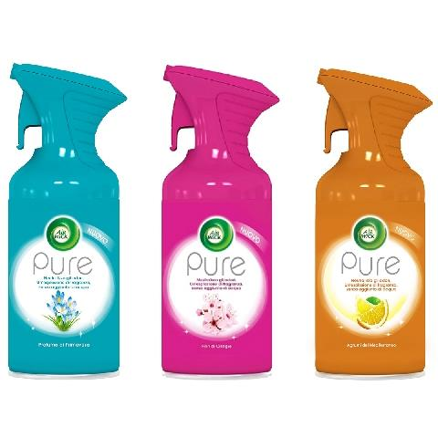 AIR WICK SPRAY PURE 250 ML. CASSA MISTA DEODORANTE