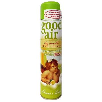 GOODAIR SPRAY 400 ML. LIMONE / ZENZERO DEODORANTE