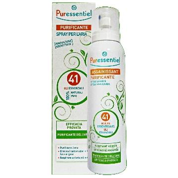 PURESSENTIEL PURIFICANTE AMBIENTE 41 OLI SPRAY 200 ML.