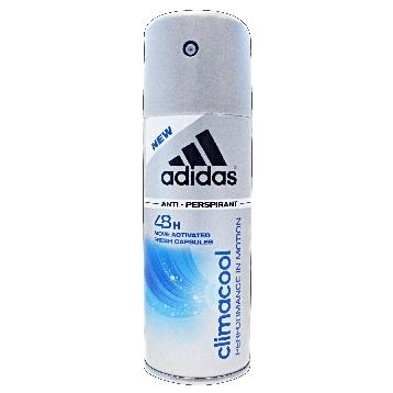 ADIDAS DEODORANTE SPRAY 150 ML. CLIMACOOL