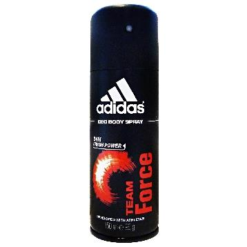 ADIDAS DEODORANTE SPRAY 150 ML. TEAM FORCE