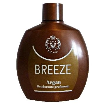 BREEZE DEODORANTE SQUEEZE 100 ML. ARGAN