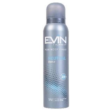 EVIN DEODORANTE SPRAY 150 ML. UOMO NEUTRAL