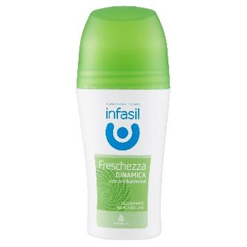 INFASIL DEODORANTE ROLL-ON 50 ML. FRESCHEZZA DINAMICA