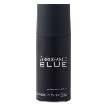 ARROGANCE DEODORANTE SPRAY 150 ML. BLUE