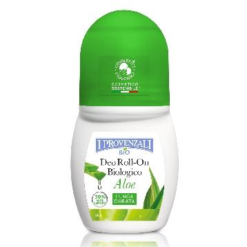 I PROVENZALI DEODORANTE ROLL-ON 75 ML. BIO ALOE ANTIODORE