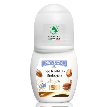 I PROVENZALI DEODORANTE ROLL-ON 75 ML. ARGAN ANTIODORE