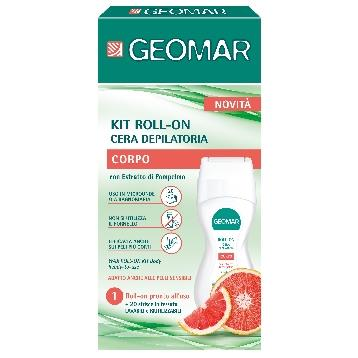 GEOMAR CERA DEPILATORIA CORPO ROLL-ON SENZA FORNETTO