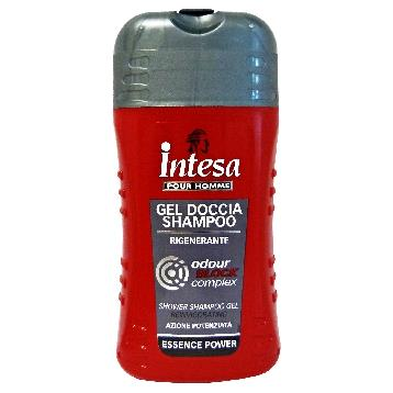 INTESA DOCCIA-SHAMPOO 250 ML. POWER ODOR BLOCK