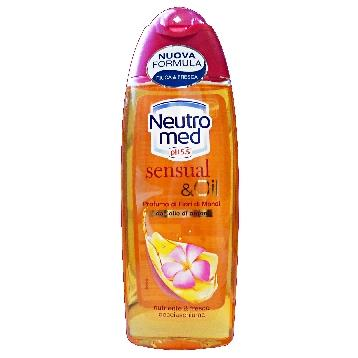 NEUTROMED DOCCIA 250 ML. SENSUAL OIL MONOI / ARGAN