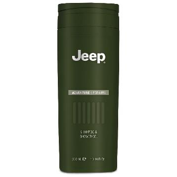 JEEP DOCCIA / SHAMPOO 300 ML. ADVENTURE