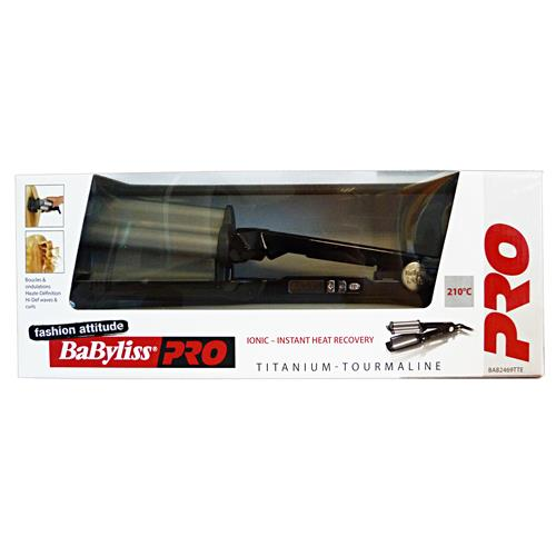 PIASTRA ONDE BABYLISS BAB2469TTE