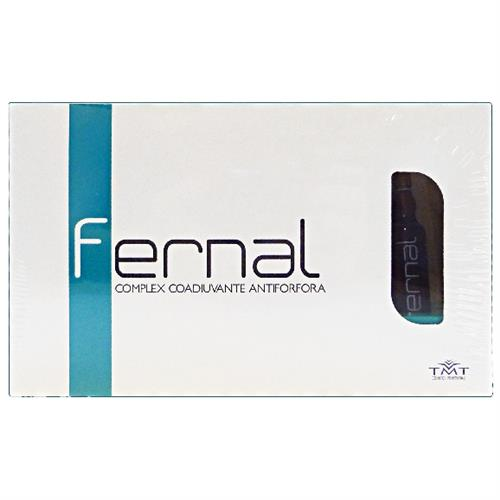 FERNAL FIALE CAPELLI 12 PZ. CLOMPLEX ANTIFORFORA