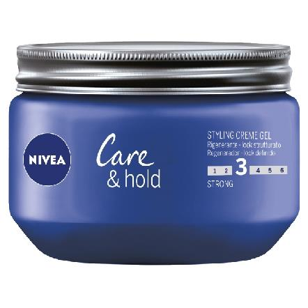 NIVEA GEL VASO 3 CREAM FORTE 150 ML. 86878