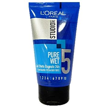 STUDIO LINE GEL TUBO PURE WET 5 FORTE 150 ML. A7508243