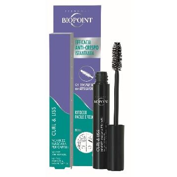 BIOPOINT GEL MASCARA 9 ML. NO-FRIZZ ANTI-CRESPO      PV01820