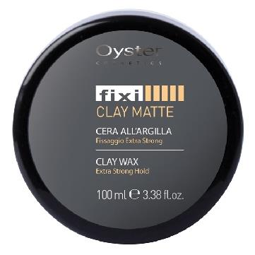 FIXI CERA VASO 100 ML. ALL'ARGILLA PROFESSIONAL