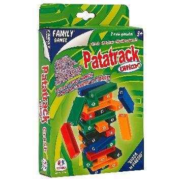 GIOCO DI SOCIETA' PATRACK TASCABILE 45PZ 37084