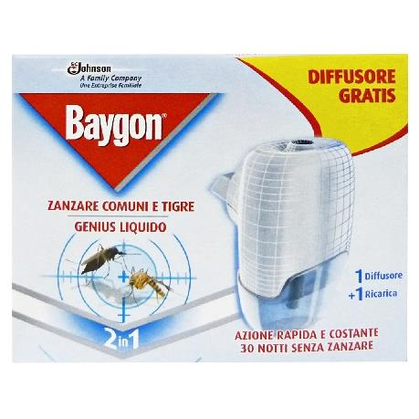 BAYGON GENIUS FORNELLO BASE