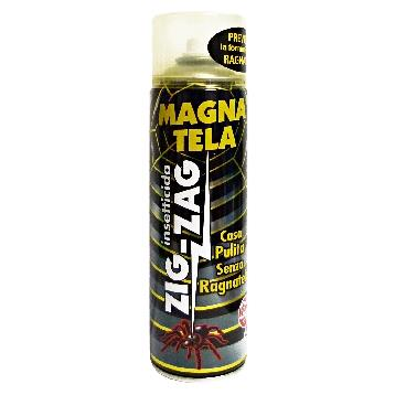 ZIG ZAG MAGNA TELA SPRAY 500 ML.