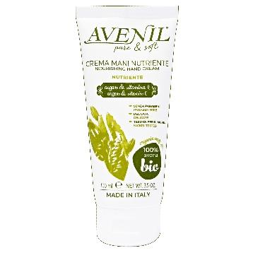 AVENIL CREMA MANI 100 ML. NUTRIENTE ML. LATTE / AVENA