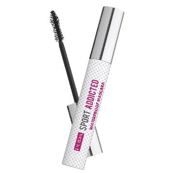 PUPA SPORT ADDICTED MASCARA WP nero*