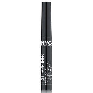NYC LIQUID EYELINER 887 Black*