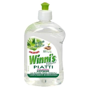 WINNI'S PIATTI 500 ML. CONCENTRATO  ALOE