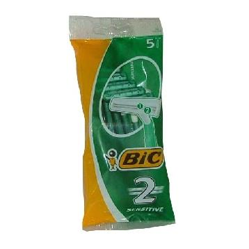 BIC RADI E GETTA SENSITIVE 2LAME 5 PZ.