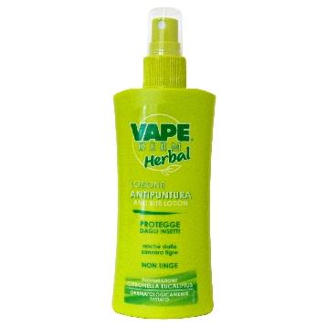 VAPE VAPO HERBAL ANTIPUNTURA 100 ML.