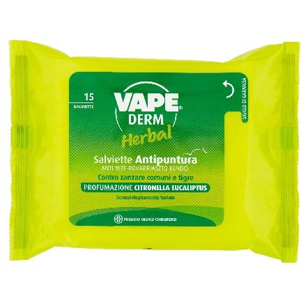 VAPE SALV. HERBAL ANTIPUNTURA * 15 PZ
