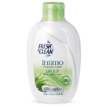 FRESH & CLEAN SAPONE INTIMO FRESCA 200 ML.