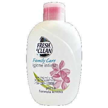 FRESH & CLEAN SAPONE INTIMO LENITIVO 200 ML.