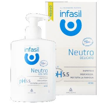 INFASIL SAPONE INTIMO 200 ML. PH 5.5 NEUTRO