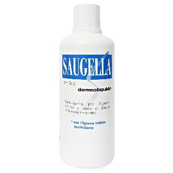 SAUGELLA DERMOLIQUIDO 750 ML. PH 3,5