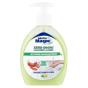 MR. MAGIC SAPONE LIQ. ANTIODORE C / ANTIBATTERICO 300 ML.