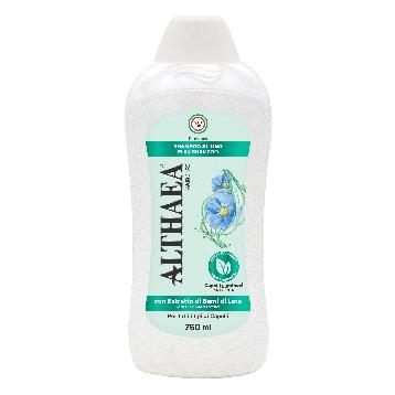 ALTHAEA SHAMPOO 750 ML. SEMI DI LINO