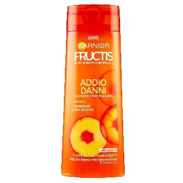 FRUCTIS SHAMPOO 250 ML. ADDIO DANNI
