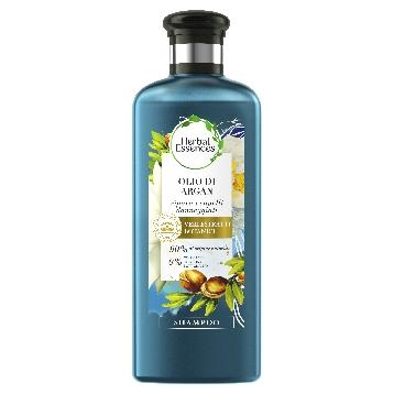 HERBAL ESSENCES SHAMPOO NUOVO 250 ML. OLIO DI ARGAN