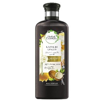 HERBAL ESSENCES SHAMPOO NUOVO 250 ML. LATTE DI COCCO