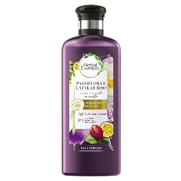 HERBAL ESSENCES SHAMPOO NUOVO 250 ML. PASSIFLORA & LATTE